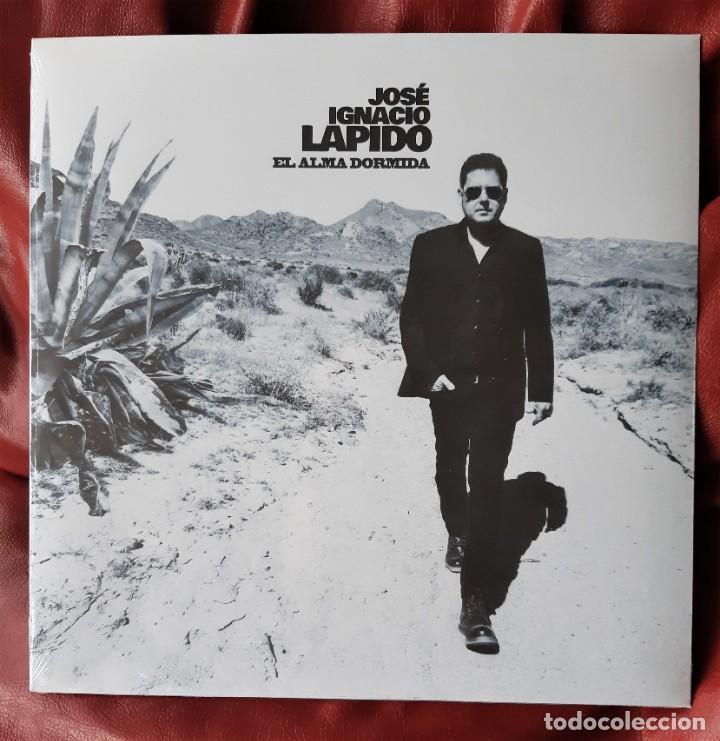 JOSÉ IGNACIO LAPIDO - EL ALMA DORMIDA LP (Música - Discos - LP Vinilo - Grupos Españoles de los 90 a la actualidad)