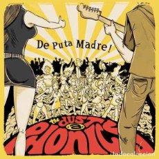 """Discos de vinilo: THE DUSTAPHONICS DE PUTA MADRE! (7"""") . VINILO GARAGE SURF EXOTICA SOUL. Lote 245314105"""
