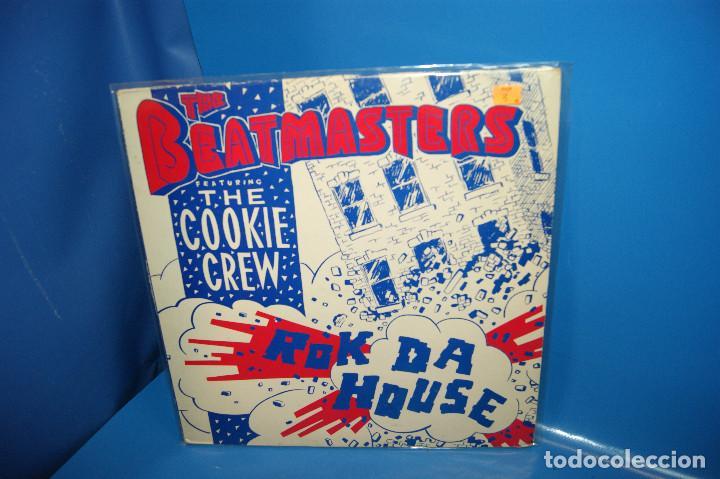 "VINILO, 12"" -THE BEATMASTERS FEATURING THE COOKIE CREW – ROK DA HOUSE (Música - Discos - LP Vinilo - Otros estilos)"