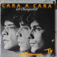 Discos de vinilo: LOS CHUNGUITOS- CARA A CARA/ 1984- 2 LP- BUEN ESTADO. Lote 245352100
