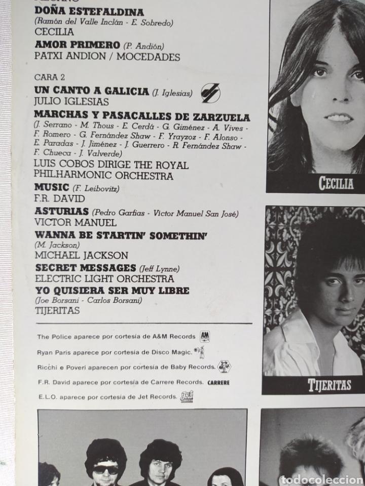 Discos de vinilo: CBS 13. NUESTROS ÉXITOS DEL AÑO 1983- - Foto 4 - 245354705