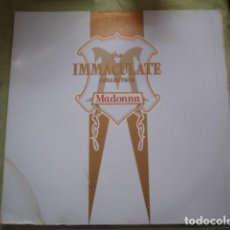Discos de vinilo: MADONNA THE IMMACULATE COLLECTION. Lote 245356065