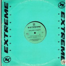 Discos de vinilo: HARD COREY & RUBERTO - JUMP ON IT - MAXI SINGLE 1992 - ED. ITALIA. Lote 245358100