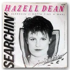 Discos de vinilo: HAZELL DEAN - SEARCHIN'. Lote 245364775