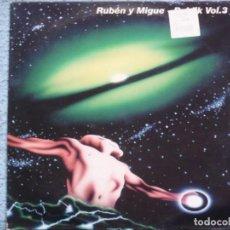 Discos de vinilo: RUBEN Y MIGUE PUBLIK VOL 3 DEL 97. Lote 245367630