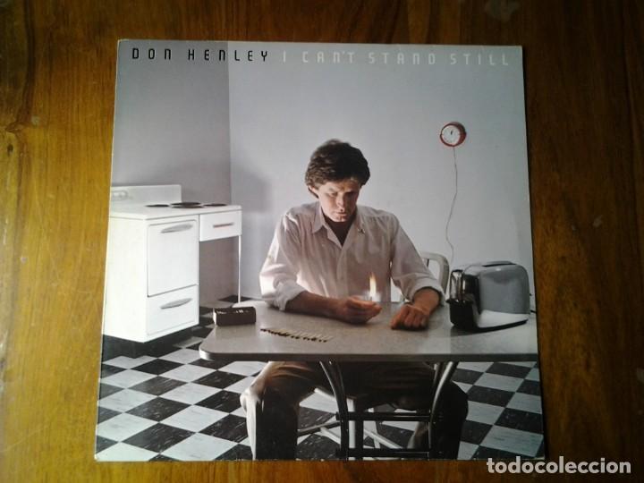DON HENLEY - I CAN'T STAND STILL- LP COPIA PROMOCIONAL ASYLUM RECORDS 1982 ED. ESPAÑOLA 52365 MUY B (Música - Discos de Vinilo - Maxi Singles - Disco y Dance)