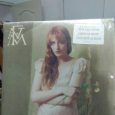 Discos de vinilo: FLORENCE + THE MACHINE HIGH AS HOPE. Lote 245390475