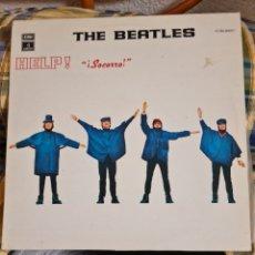 Disques de vinyle: THE BEATLES. HELP!. Lote 245392230