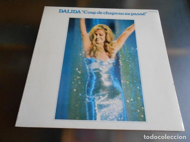 DALIDA - COUP DE CHAPEAU AU PASSÉ -, LP, BESAME MUCHO + 10, AÑO 1976 (Música - Discos - LP Vinilo - Canción Francesa e Italiana)