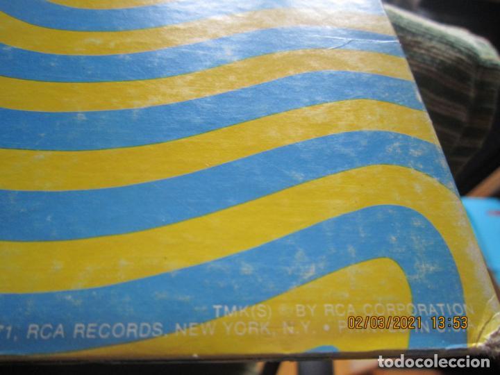 Discos de vinilo: HOT TUNA - HOT TUNA LP - ORIGINAL U.S.A. - RCA RECORDS 1971 GATEFOLD Y FUNDA INT. ORIGINAL - Foto 5 - 245397950