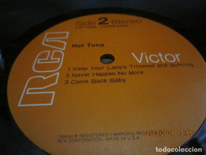 Discos de vinilo: HOT TUNA - HOT TUNA LP - ORIGINAL U.S.A. - RCA RECORDS 1971 GATEFOLD Y FUNDA INT. ORIGINAL - Foto 20 - 245397950