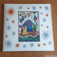 Discos de vinilo: LP 9° TROBADA DE MUSICA DEL MEDITERRANI / PALAU DE LA MUSICA 1991. Lote 245410025
