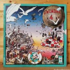 Discos de vinilo: LP ALBUM , GWENDALL 4 , SPAIN ED.. Lote 245416530