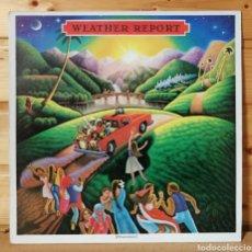 Discos de vinilo: LP ALBUM , WEATHER REPORT , PROCESSION , SPAIN ED.. Lote 245416735