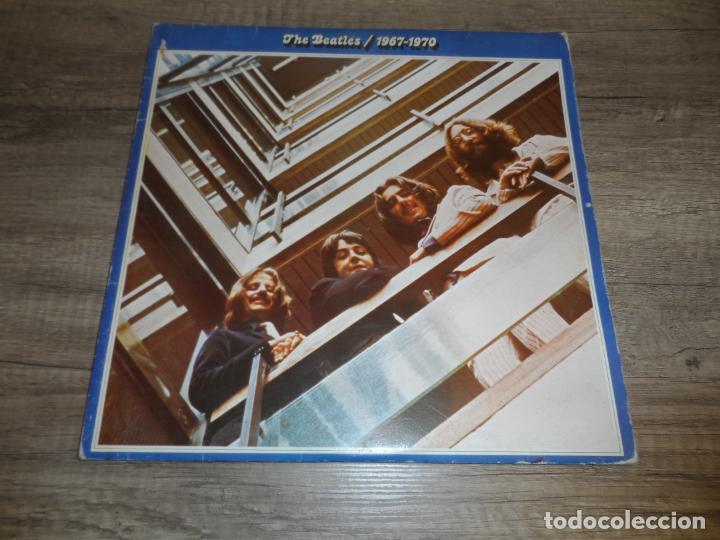 THE BEATLES - 1967-1970 (2LPS) (SPAIN 1973) (Música - Discos - LP Vinilo - Pop - Rock Internacional de los 50 y 60)