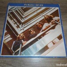Discos de vinilo: THE BEATLES - 1967-1970 (2LPS) (SPAIN 1973). Lote 245416890