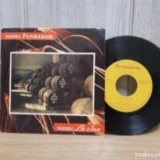 Discos de vinilo: DISCO DE VINILO DE FUNDADOR PASODOBLE LA INA MUY BUEN ESTADO. Lote 245420360