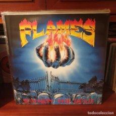 Discos de vinilo: FLAMES / SUMMON THE DEAD / GATEFOLD / FLOGA RECORDS 2016. Lote 245422425