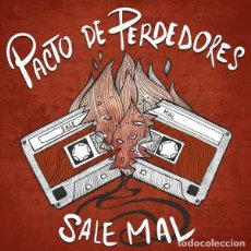 "Discos de vinilo: PACTO DE PERDEDORES SALE MAL (7"") . VINILO GARAGE PUNK ROCK AND ROLL BLACK KEYS. Lote 245422725"