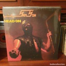 Discos de vinilo: SAMSON / HEAD ON / GATEFOLD / BACK ON BLACK 2017. Lote 245423195