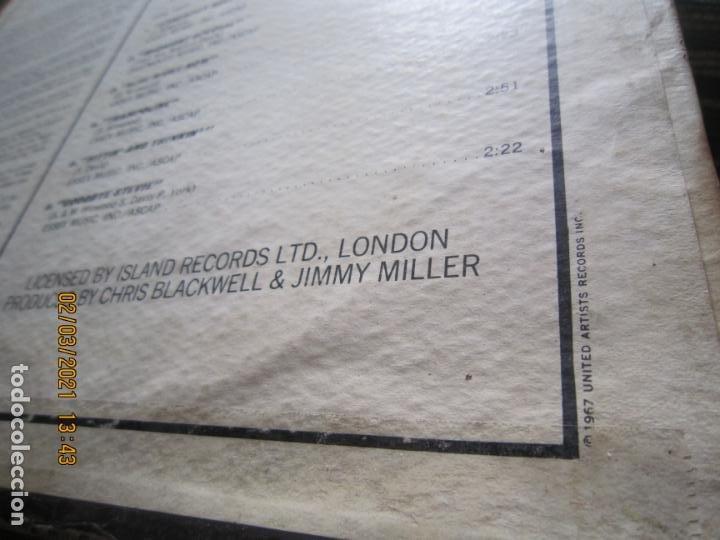 Discos de vinilo: THE SPENCER DAVIS GROUP - GIMME SOME LOVIN LP - ORIGINAL U.S.A. - UNITED ARTISTS 1967 - STEREO - - Foto 3 - 245423650