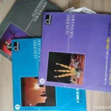 Discos de vinilo: LOTE DE 3 LPS ALEGRES NAVIDADES. Lote 245424480