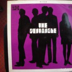 Discos de vinilo: THE PENTANGLE- PRIMER LP ORIGINAL ESPAÑOL. RARÍSIMO,. Lote 245425430