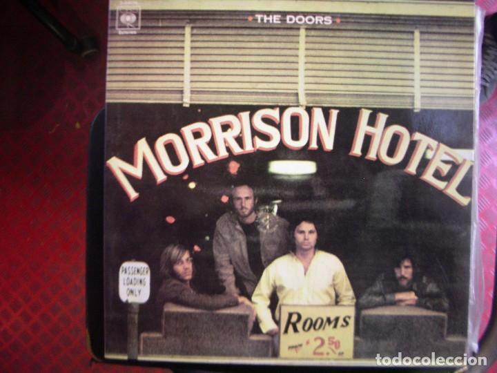 THE DOORS- MORRISON HOTEL. ORIGINAL ESPAÑOL. (Música - Discos - LP Vinilo - Pop - Rock Internacional de los 50 y 60)