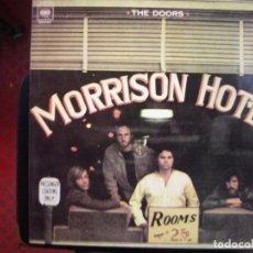 Discos de vinilo: THE DOORS- MORRISON HOTEL. ORIGINAL ESPAÑOL.. Lote 245427245