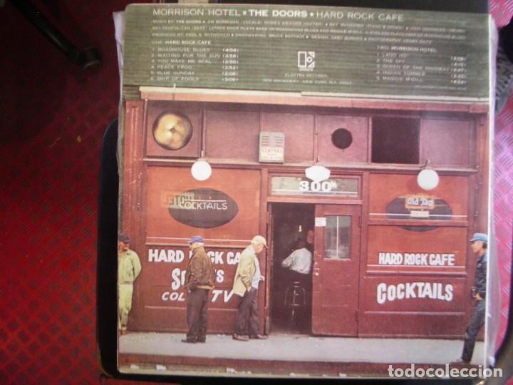 Discos de vinilo: THE DOORS- MORRISON HOTEL. ORIGINAL ESPAÑOL. - Foto 2 - 245427245