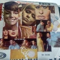 Discos de vinilo: SINGLE (VINILO) DE PIERO UMILIANI AÑOS 60. Lote 245428175