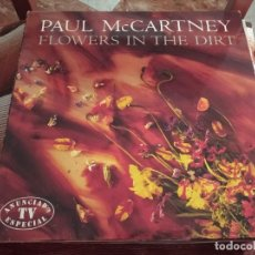 Discos de vinilo: º PAUL MCCARTNEY - FLOWERS IN THE DIRT - 1989 EMI ESPAÑA. Lote 245442220