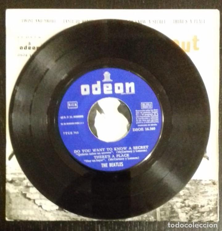 Discos de vinilo: THE BEATLES - TWIST AND SHOUT ED ESPAÑOLA 1963 - Foto 3 - 245444665