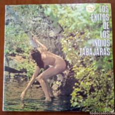 Discos de vinilo: DISCO DOBLE LP RCA RECORDS 1972. LOS ÉXITOS DE LOS INDIOS TABAJARAS.. Lote 245447010