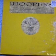 Discos de vinilo: HOOPERS,HOOPER HOUSE EDICION ESPAÑOLA DEL 97. Lote 245451095