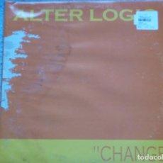 Discos de vinilo: ALTER LOGIC,CHANGE. Lote 245455145