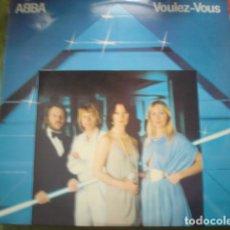 Discos de vinilo: ABBA VOULEZ-VOUS. Lote 245464125