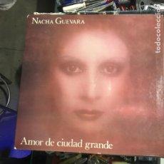 Discos de vinilo: NACHA GUEVARA LP DE 1977. Lote 245466985