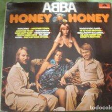 Discos de vinilo: ABBA HONEY, HONEY. Lote 245467035