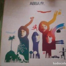 Discos de vinilo: ABBA THE ALBUM. Lote 245467795