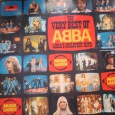 Discos de vinilo: ABBA  THE VERY BEST OF ABBA (ABBA'S GREATEST HITS). Lote 245471145