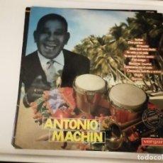Discos de vinilo: LP-ANTONIO MACHIN- AÑO 1972. Lote 245471450