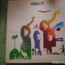 Discos de vinilo: ABBA  THE ALBUM. Lote 245474195