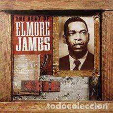 Discos de vinilo: ELMORE JAMES BEST OF ELMORE JAMES VINILO. Lote 245474435