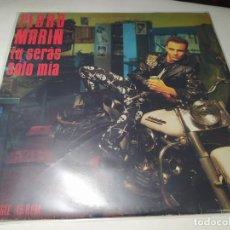 Discos de vinilo: MAXI - PEDRO MARIN – TU SERÁS SÓLO MÍA - 549 173 ( VG+ / VG+) SPAIN 1995. Lote 245477035