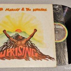 Disques de vinyle: BOB MARLEY - UPRISING (ESPAÑA 1980). Lote 245477900