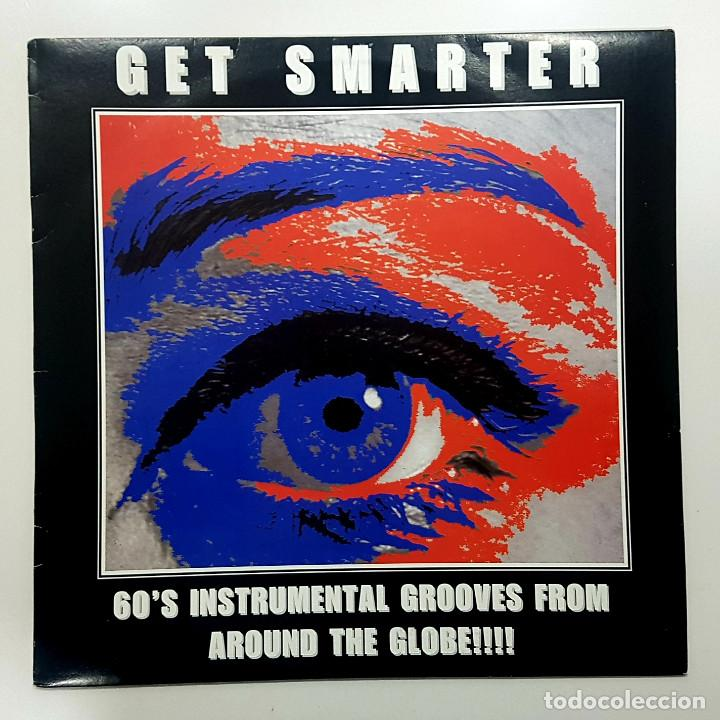 GET SMARTER 60'S INSTRUMENTAL GROOVES FROM AROUND THE GLOBE. GUMBUBBLE 001 (SURF MUSIC MADRID) (Música - Discos - LP Vinilo - Pop - Rock Internacional de los 50 y 60)