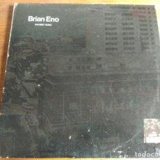 Discos de vinilo: BRIAN ENO - DISCREET MUSIC *** RARO LP UK 1978. Lote 245480855