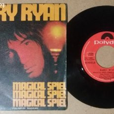 Discos de vinilo: BARRY RYAN / MAGICAL SPIEL / SINGLE 7 PULGADAS. Lote 245481000
