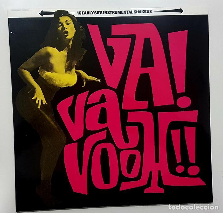 VA VA VOOM! 16 EARLY 60'S INSTRUMENTAL SHAKERS FLORIDITA RECORDS FRLP3 2012 (SURF MUSIC MADRID) (Música - Discos - LP Vinilo - Pop - Rock Internacional de los 50 y 60)